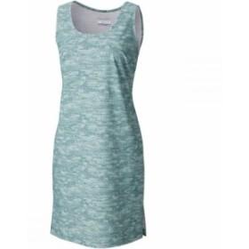 コロンビア Columbia レディース ワンピース ワンピース・ドレス Anytime Casual II Dress Pond Japanese Micro Print