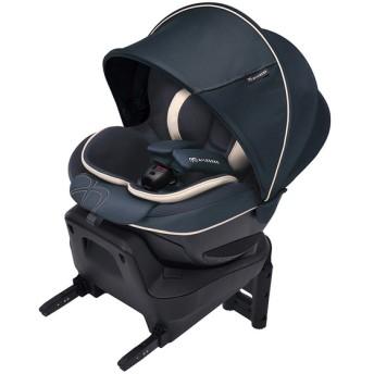 [ISOFIX取付]カーメイト クルット5iグランス グランネイビー チャイルドシート ベビーカー・カーシート・だっこひも カーシート・カー用品 チャイルドシート(新生児~) (50)