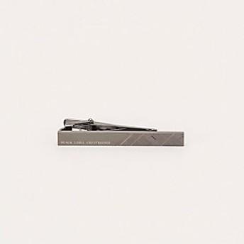 【Crestbridge 】クレストブリッジチェック ダイヤカットタイバー