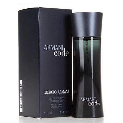 便宜生活館【香水】Giorgio Armani Code 亞曼尼 黑色密碼男性淡香水75ML TESTER 全新商品