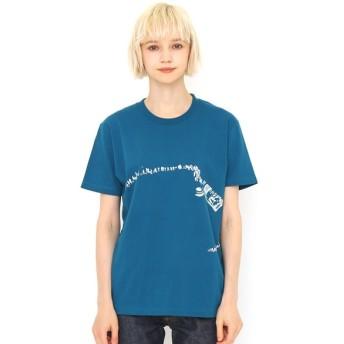 [マルイ] 【ユニセックス】Tシャツ/ペイントピープル/グラニフ(graniph)