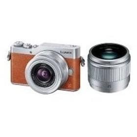 Panasonic(パナソニック) DC-GF9W-D LUMIX GF9【ダブルレンズキット】(オレンジ/ミラーレス一眼カメラ)(送料無料)