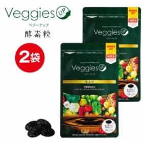 [送料無料] ベジーアップ 酵素粒 124粒 2袋セット ダイエットサプリメント ダイエットサプリ 酵素 野菜酵素 やさい酵素 サプリ サプリメ