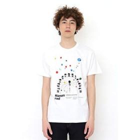 (グラニフ)graniph ベーシックTシャツ/ワンダーホイール (ホワイト) SS (g01) (g14)