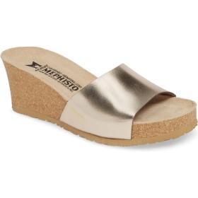 [メフィスト] レディース サンダル Lise Platform Wedge Sandal (Wom [並行輸入品]