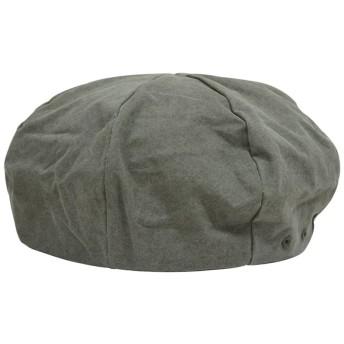 帽子 キーズ ベレー コットン 大きいサイズ メンズベレー ワークキャップ メンズ レディース キャップ ベレー帽