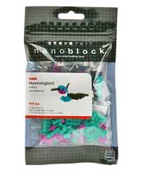 《Nanoblock 迷你積木》NBC - 078 蜂鳥 東喬精品百貨