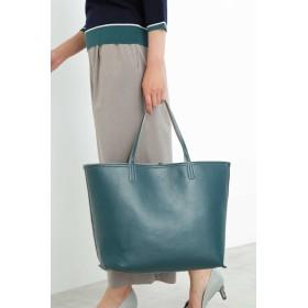BOSCH リバーシブルトートバッグ その他 鞄・バッグ,モカ×グリーン5