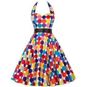 ワンピース 夏 春 カクテルドレス 発表会ドレス パーティドレス お呼ばれ フォーマル 袖なし 大きいサイズ 服装 大人 服 女性 上品 20代30代40代, バラ ウエストシャーリングドッキングワンピース7564 878213537564