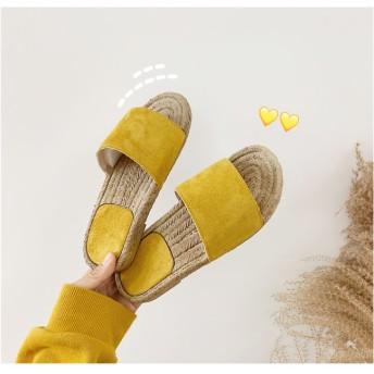 サンダル - tiara ヘップサンダル サンダル 靴 レディース レザー風 可愛い 履きやすい 歩きやすい ローヒール 春 夏 柔らか ぺたんこ