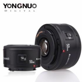 レンズ 一眼レフ カメラ レンズ  開口自動 キヤノン対応 50mm f/1.8 AF