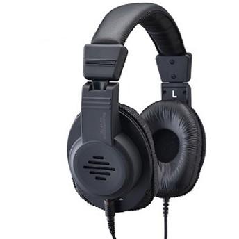 SOUND WARRIOR セミオープン型ヘッドホン SW-HP100