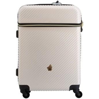 [ムーミン] ミイ スーツケース 当社限定 49L 63cm 3.8kg MM2-018 アイボリー