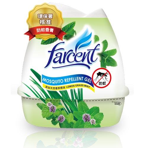 花仙子防蚊香膏 香茅薄荷 200g
