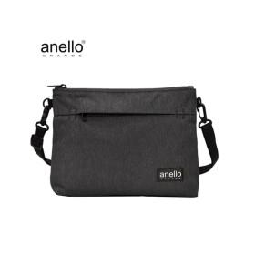 anelloGRANDE(アネログランデ)はっ水杢調サコッシュ ショルダーバッグ・斜め掛けバッグ, Bags, 鞄