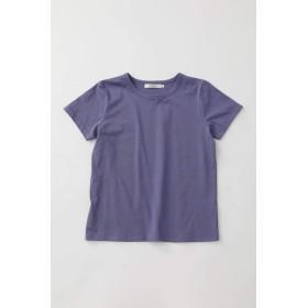 [マウジー] tシャツ BASIC COMPACT C/N Tシャツ 010CSS80-0840 S パープル レディーズ