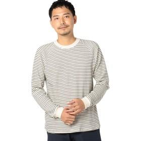 [シップスジェットブルー] Tシャツ 長袖 GICIPI ジチピ 別注 サーマル トップス メンズ 122080066 L ネイビー 紺