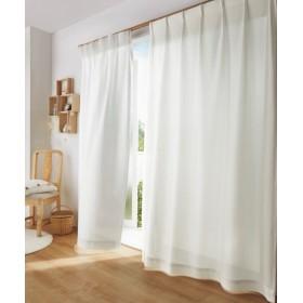 明るい光と風をほどよく通す遮熱。24時間見えにくいレースカーテン レースカーテン・ボイルカーテン, Curtains, 窗, 窗簾
