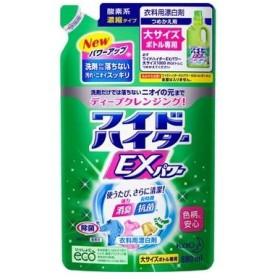 花王 【大容量】ワイドハイターEXパワー 衣料用漂白剤 液体 詰替用 880ml【単品】