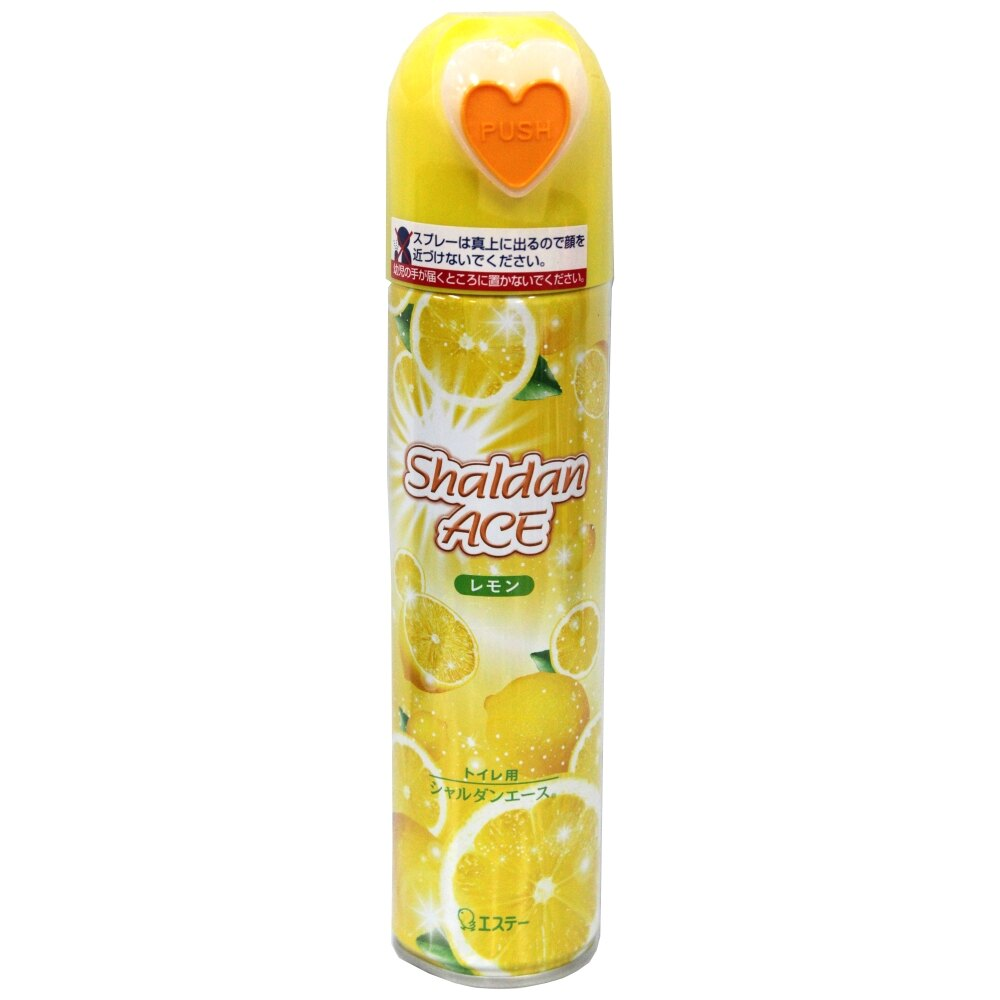 S.T shaldan除臭芳香噴霧-清新檸檬香230ml罐
