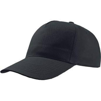(アトランティス) Atlantis ユニセックス Start Five 5パネル キャップ 帽子 (ワンサイズ) (ブラック)