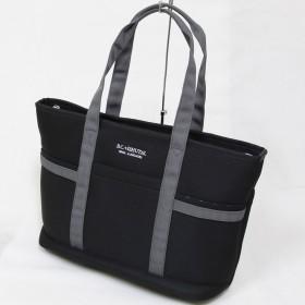 十川鞄 B.C.+ISHUTAL イシュタル シーサイド トートバッグ ブラック ISD-5906-BK