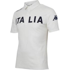 [カッパ] スポーツ ウェア 半袖 シャツ ポロシャツ EROI KM912SS51 メンズ ホワイト (OW) サイズ2L