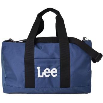 Lee リー ボストンバッグ デニム ナイロン 25L