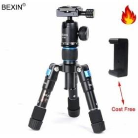 三脚 カメラ スマートフォン コンパクト ボールヘッド BEXIN