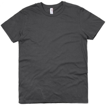 【メーカー取次】ANVIL アンビル 980 LIGHTWEIGHT 4.5oz S/S Tシャツ アメリカンフィット【クーポン対象外】(S 342:スモーク)