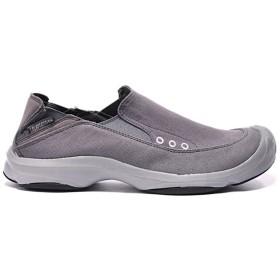 [サンショウウオ]Salamander ずっと快適な歩いている靴メンズ靴をはいてレジャー,グレー,250