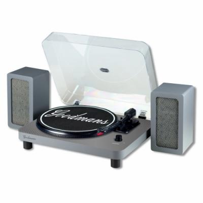 Goodmans MANCHESTER 曼徹斯特 經典黑膠唱機