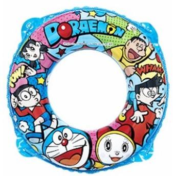 ドラえもん 55cm 浮輪 浮き輪 うきわ ウキワ キャラクター ロープ付き プールや海水浴に 女の子 男の子 子供用 子ども用 こども用 対象年