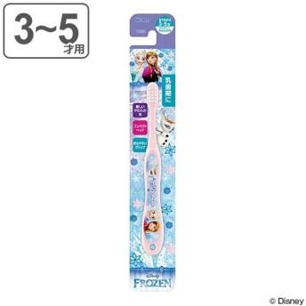歯ブラシ アナと雪の女王 園児用 子供 キャラクター 3〜5才 ( 園児用歯ブラシ 子供用歯ブラシ やわらかめ アナ雪 )