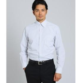TAKEO KIKUCHI / タケオキクチ ツイルチェック ビジネス シャツ