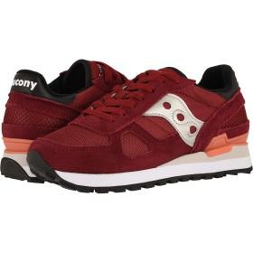 [サッカニー] レディースランニングシューズ・スニーカー・靴 Shadow Original Burgundy/Black 6 (22.5cm) B [並行輸入品]