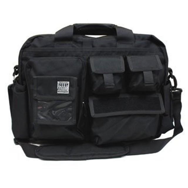 ミルフォース タクティカル・オペレーションバッグ