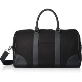 [アバン] キャンバス ボストンバッグ 旅行 BAG-025-1010 ブラック/ブラック