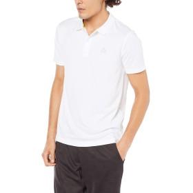 [ジョルダーノ] 【GM】ロゴポロシャツ L ホワイト