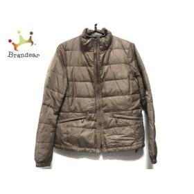 マッキントッシュフィロソフィー ダウンジャケット サイズ40 L レディース ブラウン 冬物/薄手 新着 20190719
