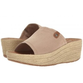 Rockport(ロックポート) レディース 女性用 シューズ 靴 サンダル Lanea Slide - Taupe Faux Suede 10 M (B) [並行輸入品]
