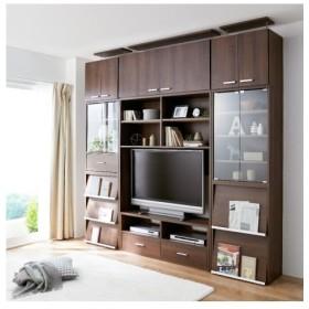 組み合わせ自由自在の壁面収納家具 テレビ台