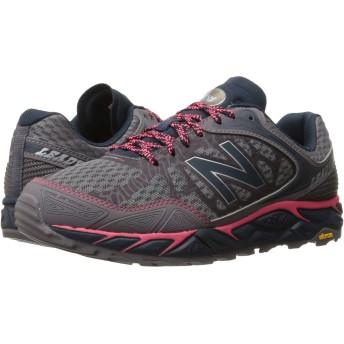 (ニューバランス) New Balance レディースランニングシューズ・スニーカー・靴 Leadville v3 Grey/Pink 6.5 (23.5cm) D - Wide