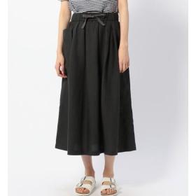 【ビショップ/Bshop】 【ORCIVAL】リネンギャザースカート WOMEN