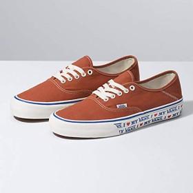[(バンズ)Vans] ユニセックススケート靴・スニーカー Salt Wash AUTHENTIC SF ソルトウォッシュオーセンティックSF Potters Clay/Marshmallow クレイ/マシュマロホワイト M:11, W:12.5 (メンズ29cm, レディース29.5cm) [並行輸入品]