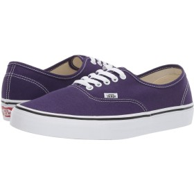[VANS(バンズ)] メンズスニーカー・靴 Authentic Violet Indigo/True White Men's 9.5, Women's 11 (27.5cm(レディース28cm)) Medium [並行輸入品]
