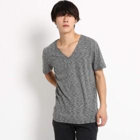 BASE CONTROL(Men)(ベースコントロール(メンズ)) SB Tシャツ Vネック WEB限定 ブラック(119) 03(L)