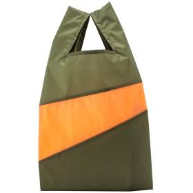 [スーザンベル] 折りたたみナイロンショッピングバッグ Lサイズ Untitled Country & Lobster [並行輸入品]