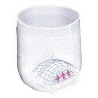 白十字 サルバ Dパンツ しっかりガード長時間 L−LLサイズ