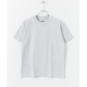 [サニーレーベル] tシャツ Hanes BEEFTY T-SHIRTS 1P レディース グレー XS
